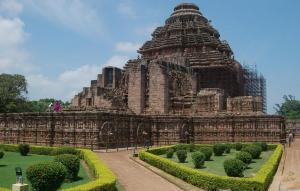 Sun temples of India- Konark